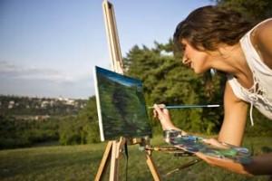 artiste en devenir